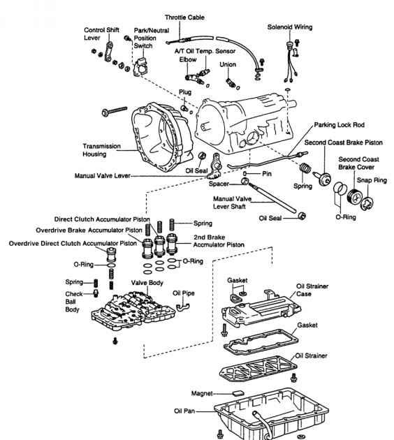 Repair Manual 1991 Toyota Camry