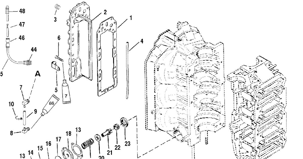 [DIAGRAM] 2001 50hp Mercury Outboard Wiring Diagram Schematic