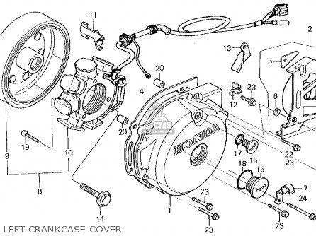 Yamaha 89 Wiring Diagram / 20 1989 Yamaha Zuma Ideas In