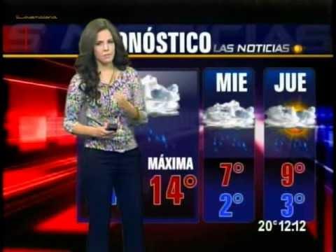 Make One Q: Mexico Weather Girl - Brenda Cavazos