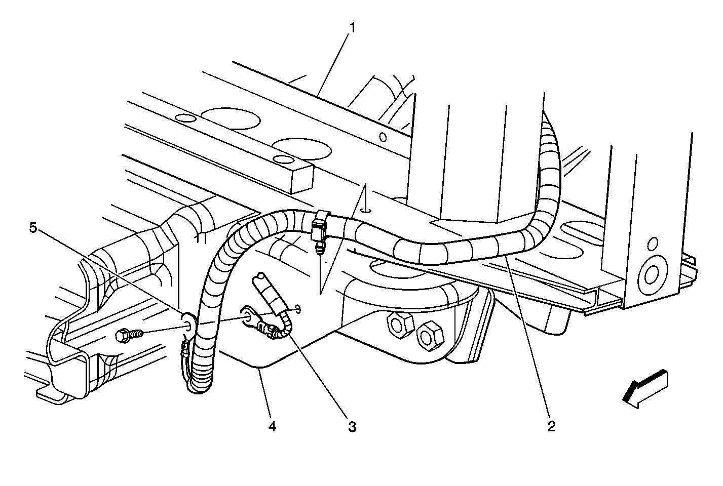 roger vivi ersaks: 2005 Chevy Silverado Blower Motor