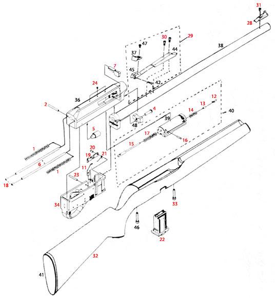 Wiring Diagram: 28 Remington 700 Trigger Assembly Diagram