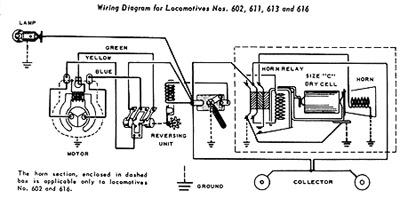 Wiring Diagram Database: Lionel Whistle Tender Wiring Diagram