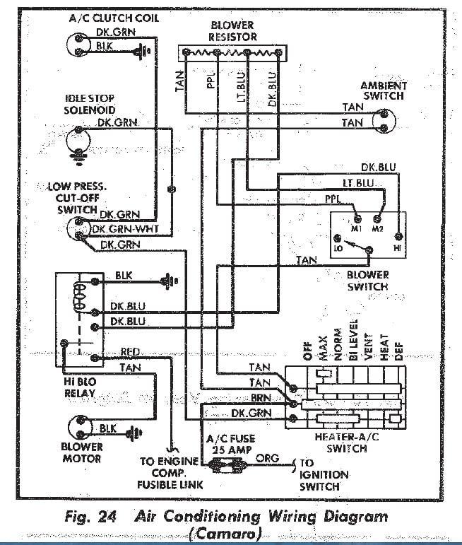 Wiring Diagram: 30 1979 Camaro Wiring Diagram
