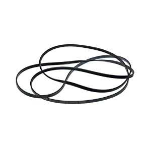 general electric clothes dryer: GE WE12M30 Drive Belt for