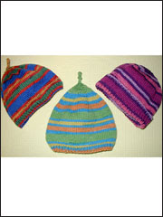 Crochet a Basic hat for Baby