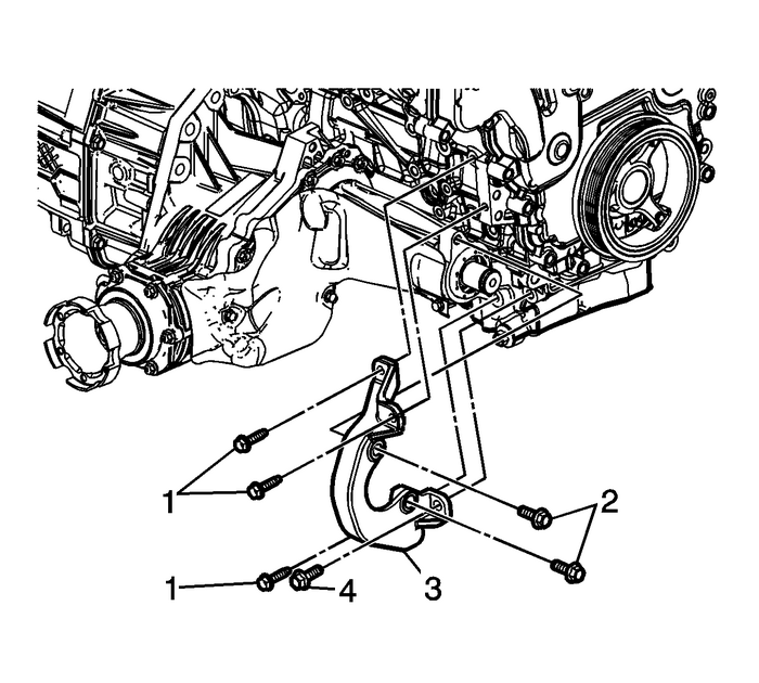 2006 Chevy Equinox Engine Parts Diagram