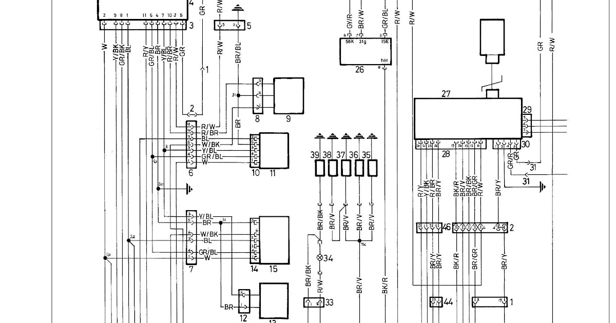 [DIAGRAM] Bentley Wiring Diagram 2011 Jetta
