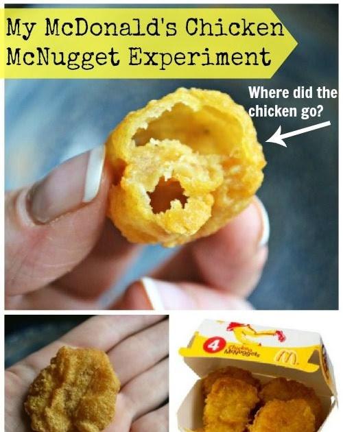 Calories In Mcdonald's 10 Piece Nugget : calories, mcdonald's, piece, nugget, Mcdonald's, Chicken, Mcnuggets, Nutrition, Propranolols