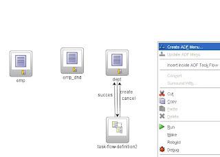 Java / Oracle SOA blog: xml menu in JDeveloper 11g