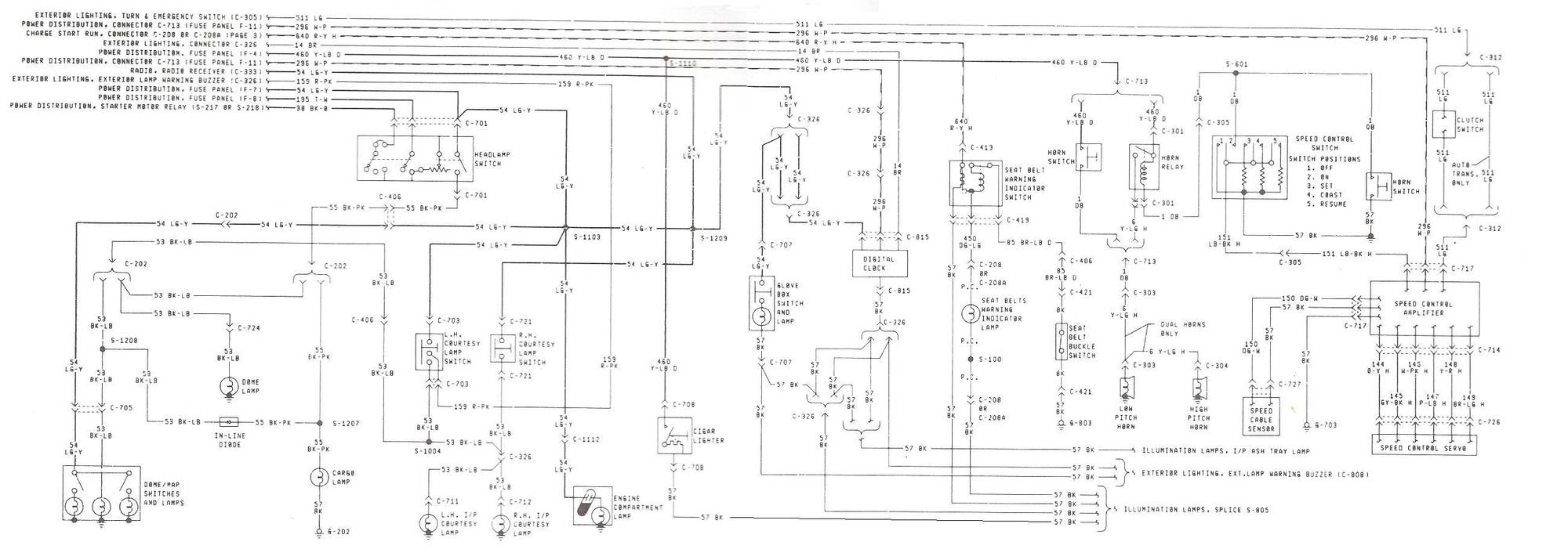 Wiring Diagram: 28 1986 Ford F150 Radio Wiring Diagram