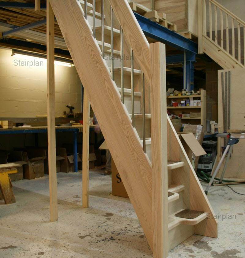 Space Saving Stairs Interior Design Ideas | Space Saver Staircase Plans | Stair Case | Storage | Spiral Staircases | Landing | Staircase Ideas