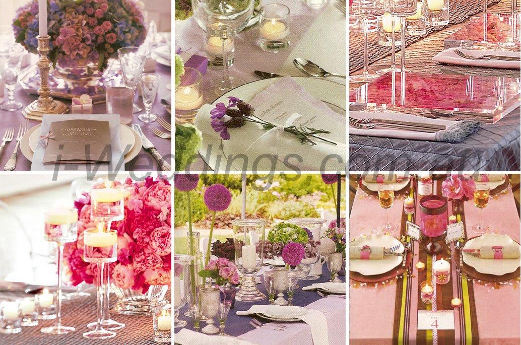 Inexpensive Wedding Table Decorations  Wedding Reception