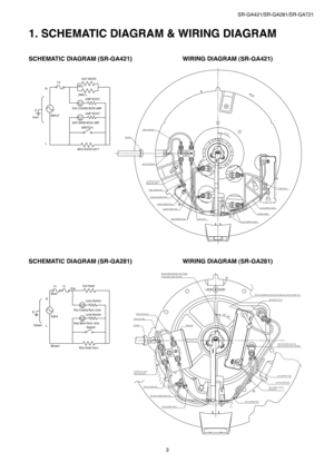 Wiring Diagram Electric Rice Cooker Datasheet