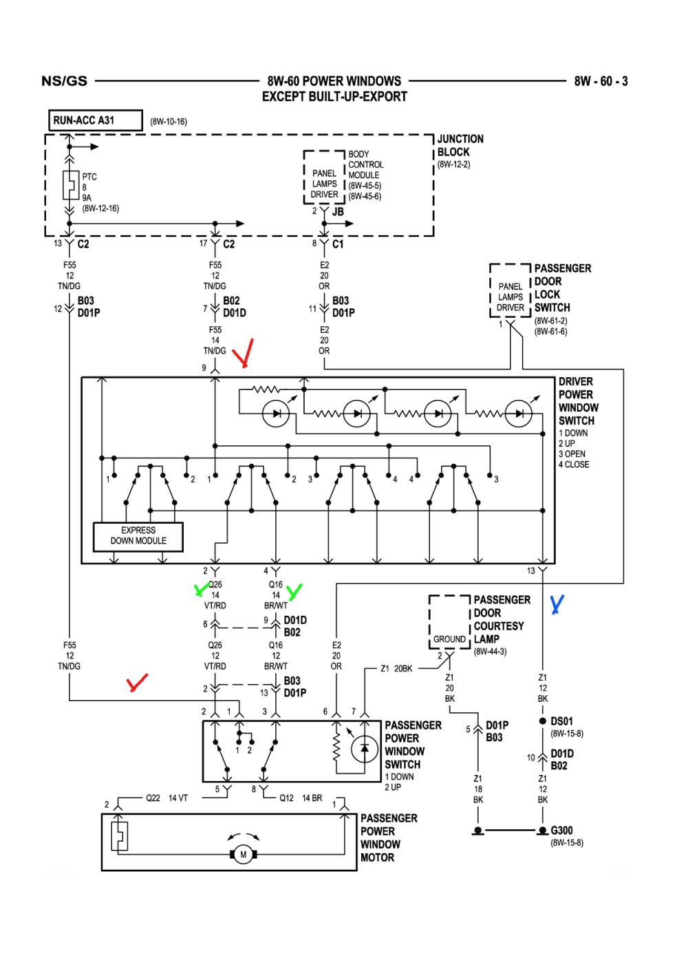 medium resolution of 2012 dodge grand caravan wiring diagram
