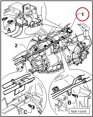 Audi Q7 Exhaust Pressure Sensor Location