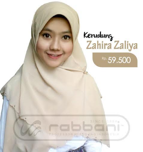 20 Model Terbaik Hijab Rabbani Segi Empat Modern Terbaru