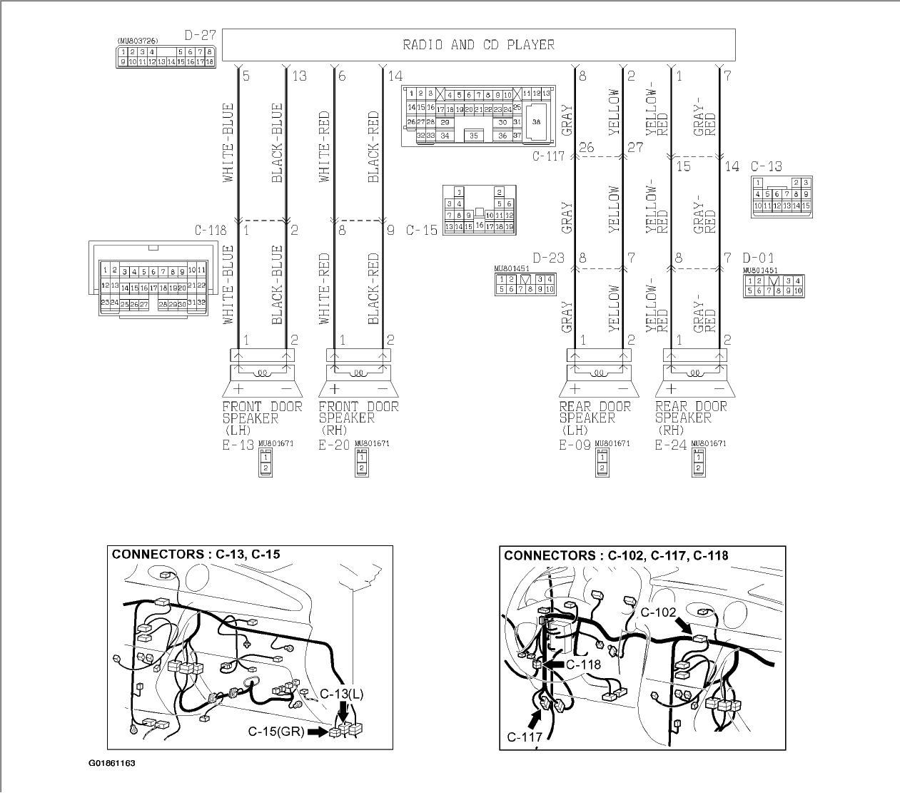 31+ 2015 Mitsubishi Outlander Wiring Diagram