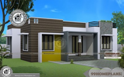 Low Cost Low Budget House Design 1