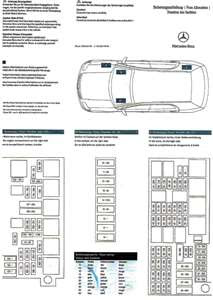 Circuit Electric For Guide: 2007 mercedes gl450 fuse diagram