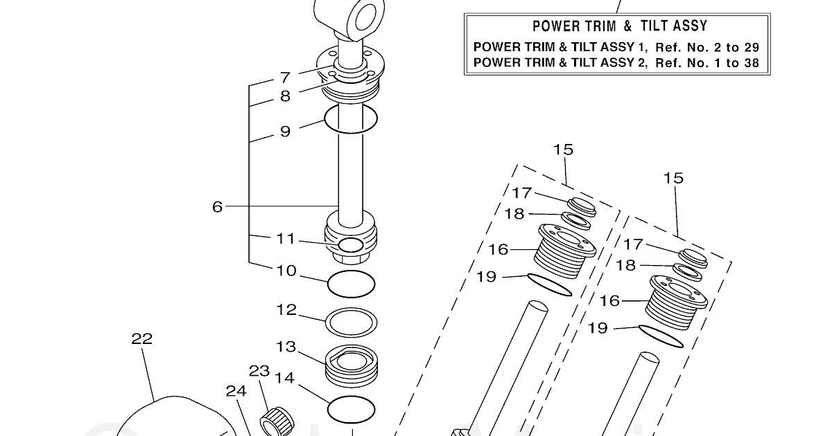 2014 Yamaha 150 Hp Trim Wiring Diagram / Free download