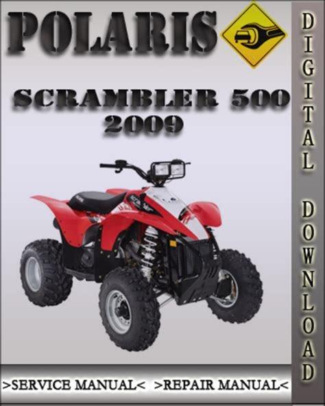Download EPUB polaris scrambler 500 service manual repair
