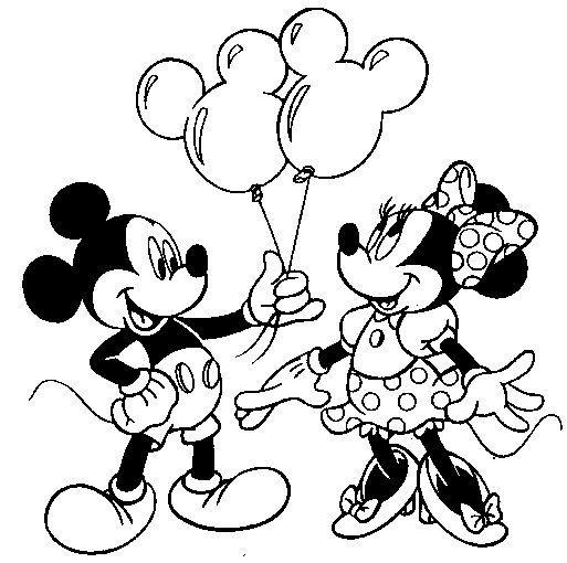 31 Ausmalbilder Minnie Mouse - Besten Bilder von ausmalbilder
