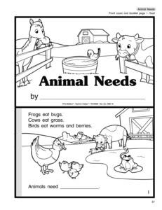 animal worksheet: NEW 263 ANIMAL COVERINGS WORKSHEET
