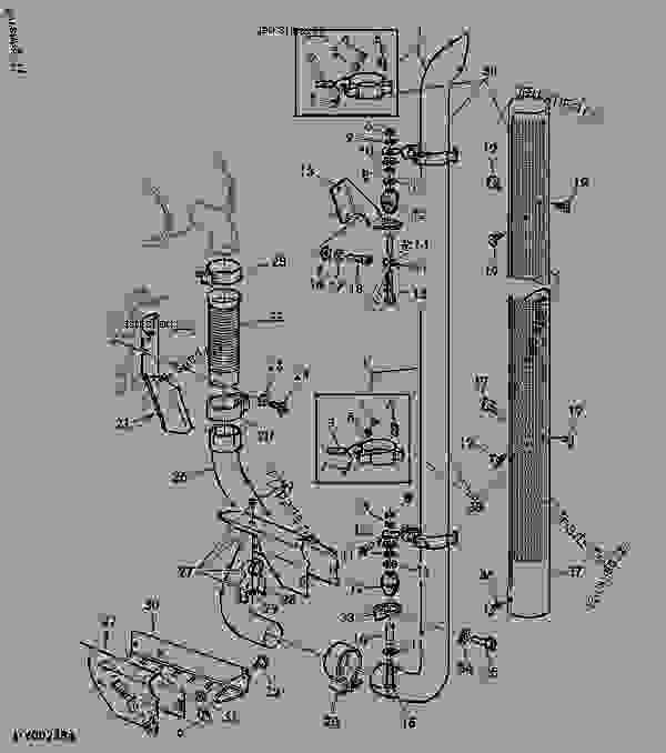 John Deere Schaltplan