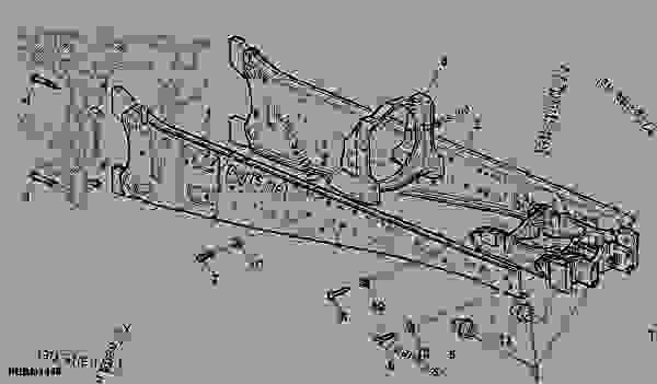 Wiring Diagram PDF: 1445 John Deere Fuse Box