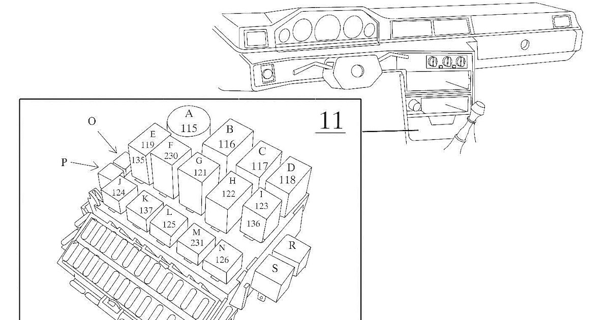 Fusw 240 Volvo Wiring Diagram