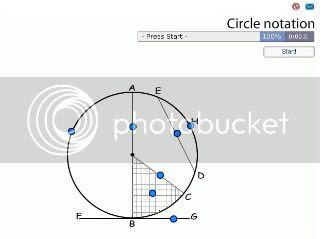 Angle Properties Of Circles :D