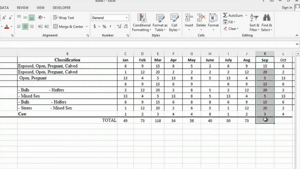 Sample Excel Templates: Record Keeping Template Excel