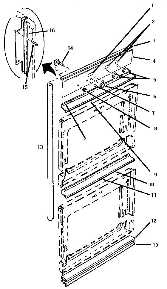 Thermador Oven Error E115