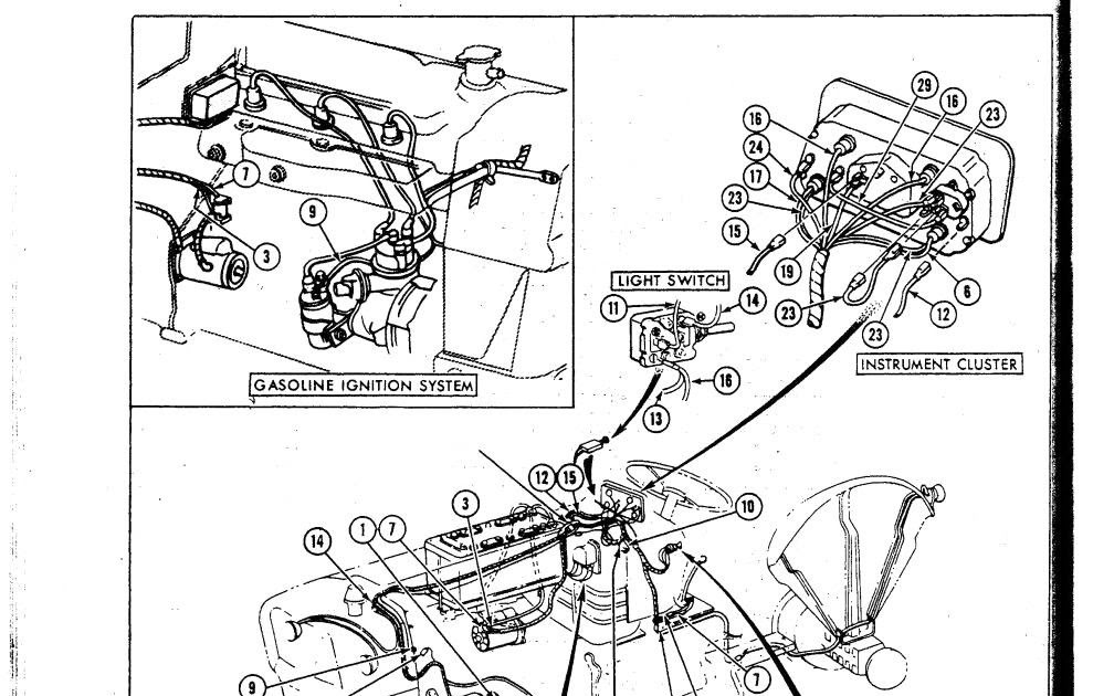 45 New ford 3000 Tractor Starter Wiring Diagram