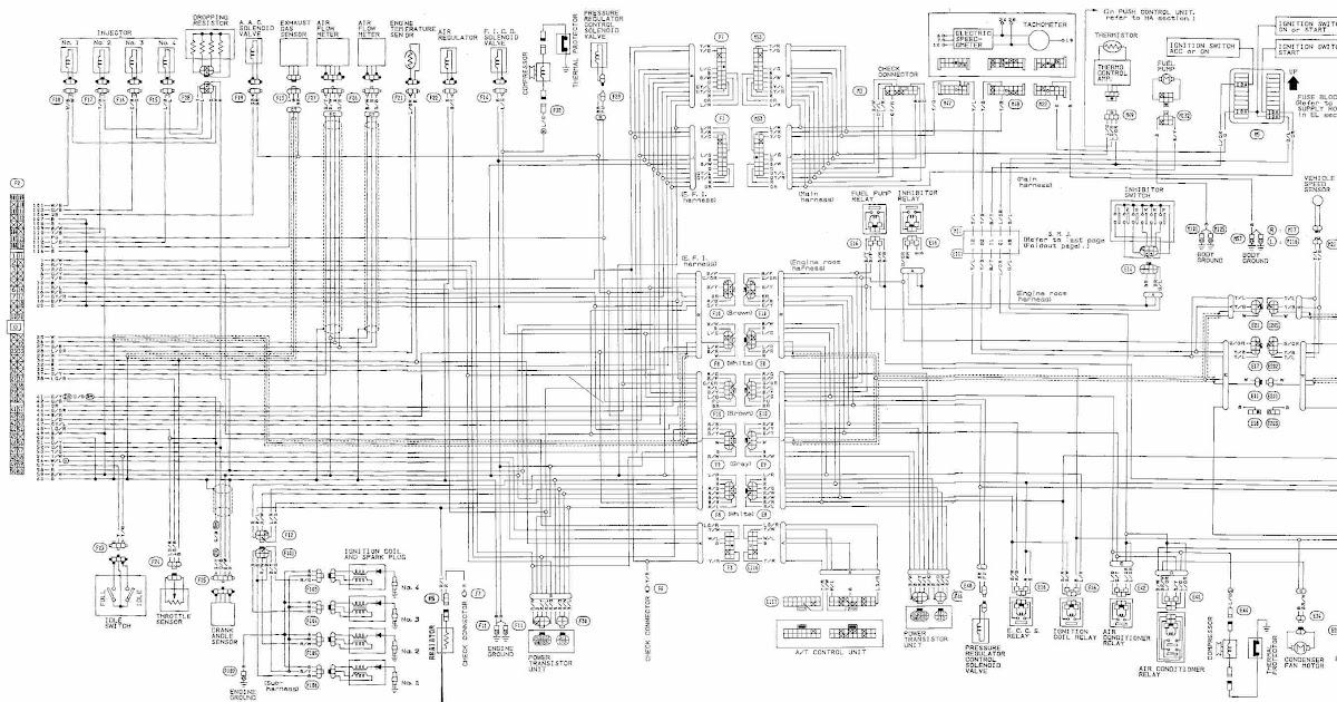 [DIAGRAM] 2001 Nissan Xterra Headlight Fuse FULL Version