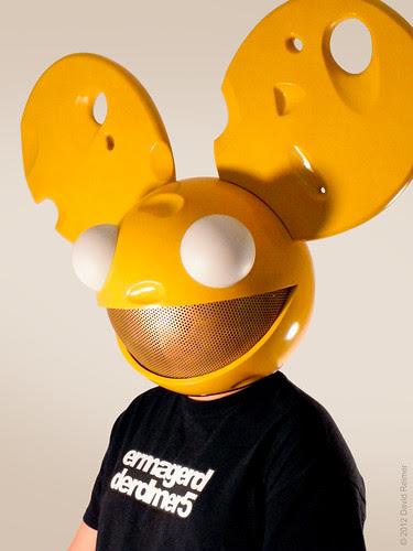 Deadmau5 Helmet For Sale : deadmau5, helmet, Helmet:, Deadmau5, Helmet