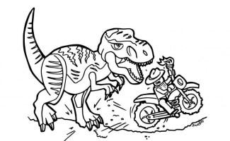 Malvorlagen Dinosaurier T Rex Adventure   Aglhk