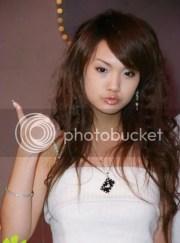 taiwanese girls love big and poofy