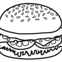 Donut Zum Ausmalen   Malvorlagen Gratis