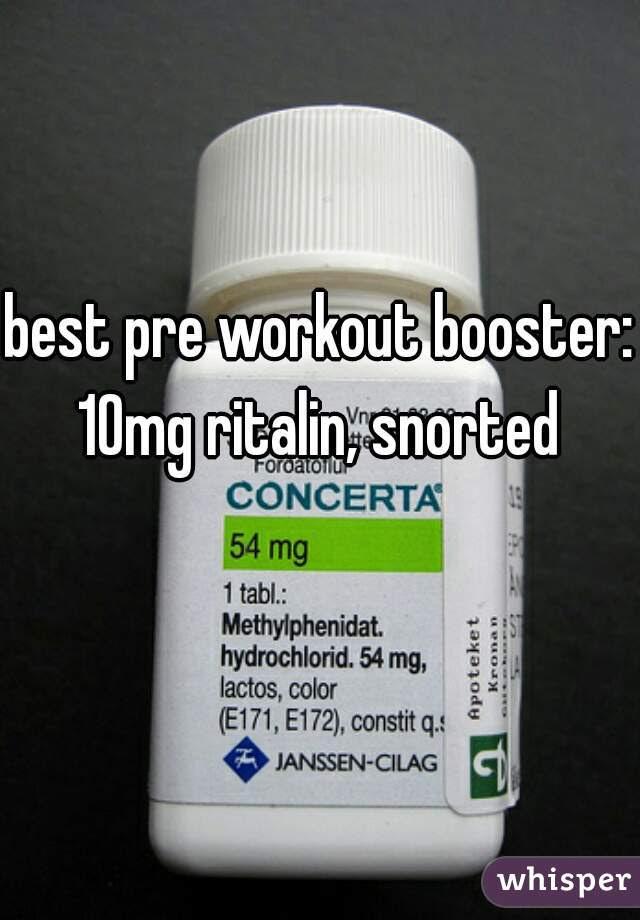 Can You Snort Pre Workout : snort, workout, Snorting, Workout, WorkoutWalls