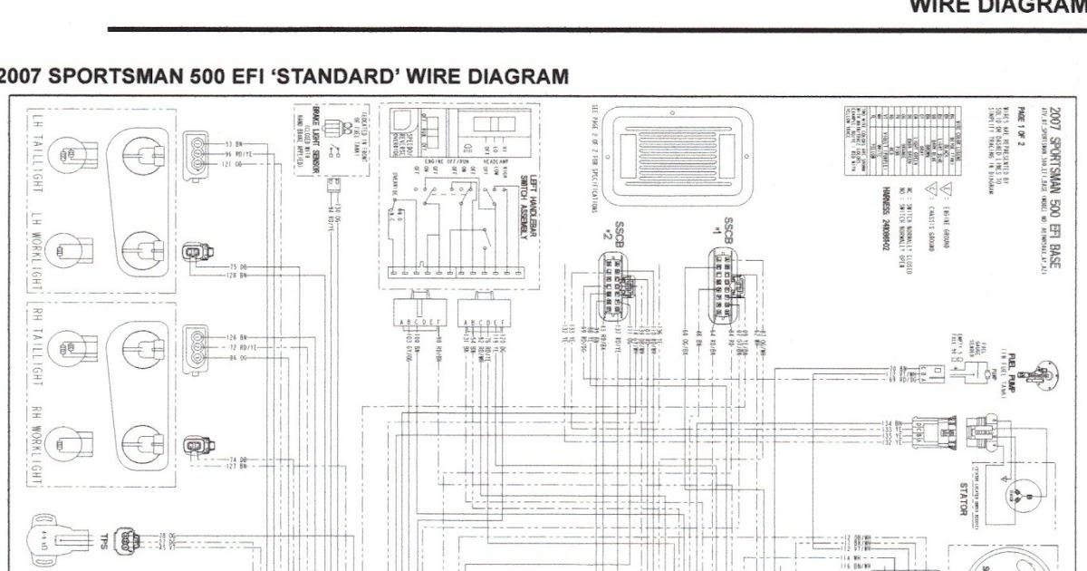 2013 Polaris Rzr 800 Wiring Diagram