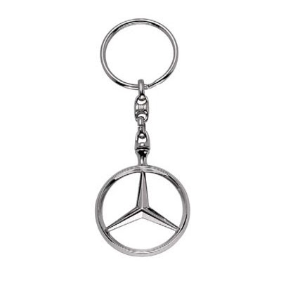 Mercedes-Benz S500 Parts: Mercedes Benz Brussels Key Chain