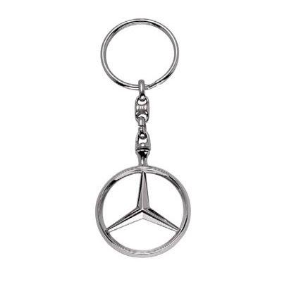 Mercedes-Benz S500 Parts: Mercedes Benz Brussels Key Chain