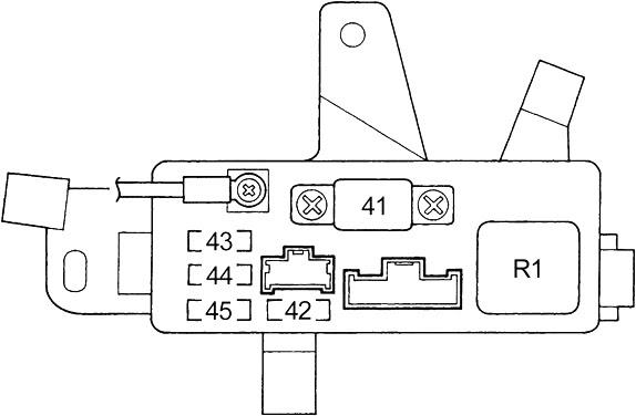 1996 Honda Accord Fuse Box Diagram / Zb 3932 1996 Honda