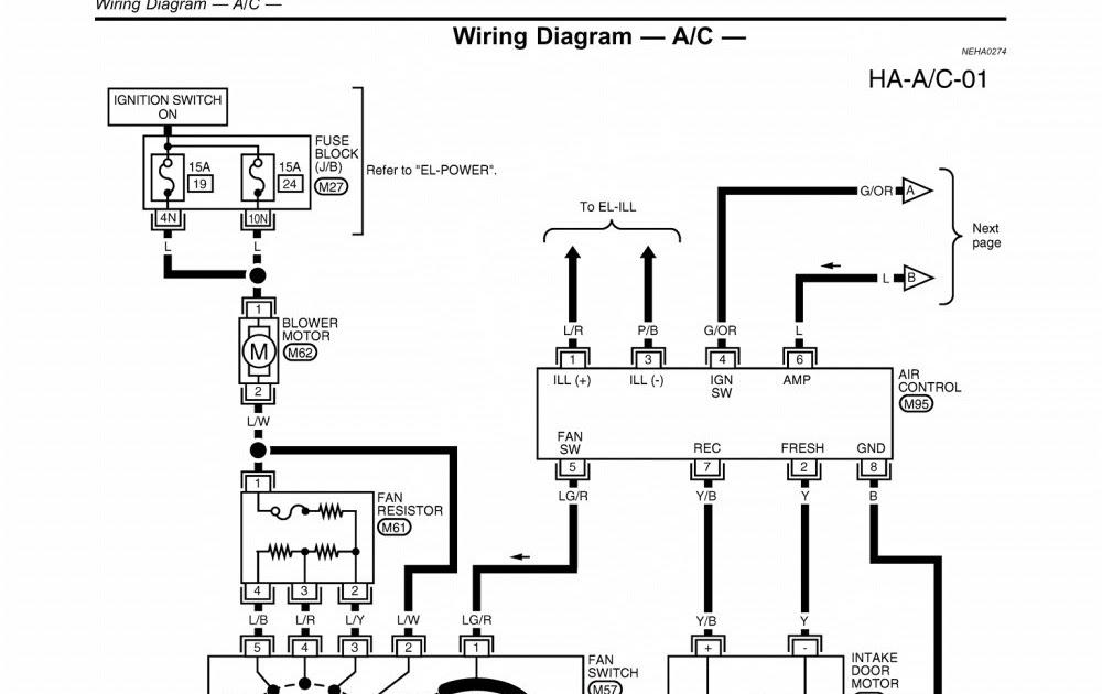30 Elegant Nissan Frontier Fog Light Wiring Diagram