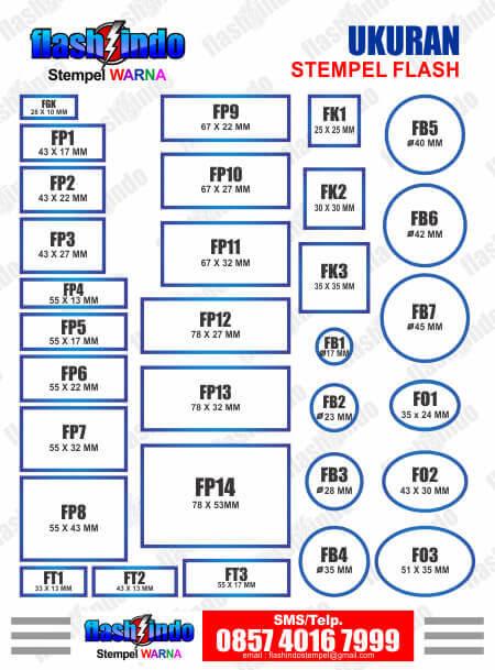 Ukuran Stempel Kotak : ukuran, stempel, kotak, Ukuran, Stempel, Kotak, Pengetahuan
