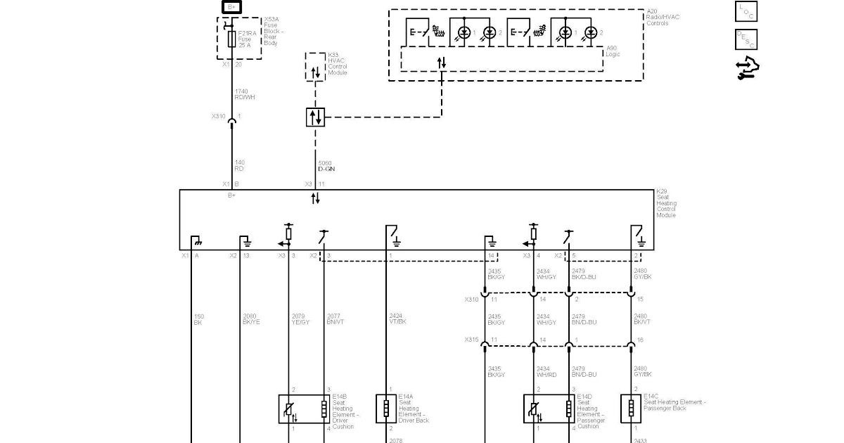 [DIAGRAM] 1993 Chevy Lumina Cooling System Wiring Diagram