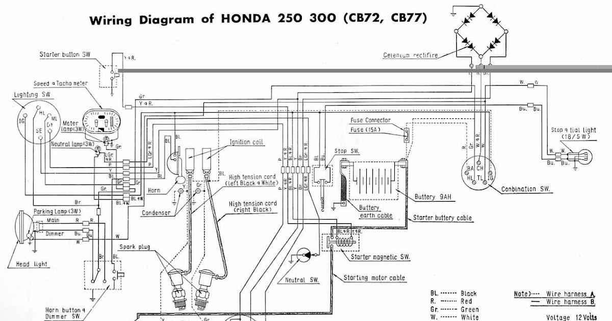 [Download 27+] Mio Amore Yamaha Mio Cdi Wiring Diagram