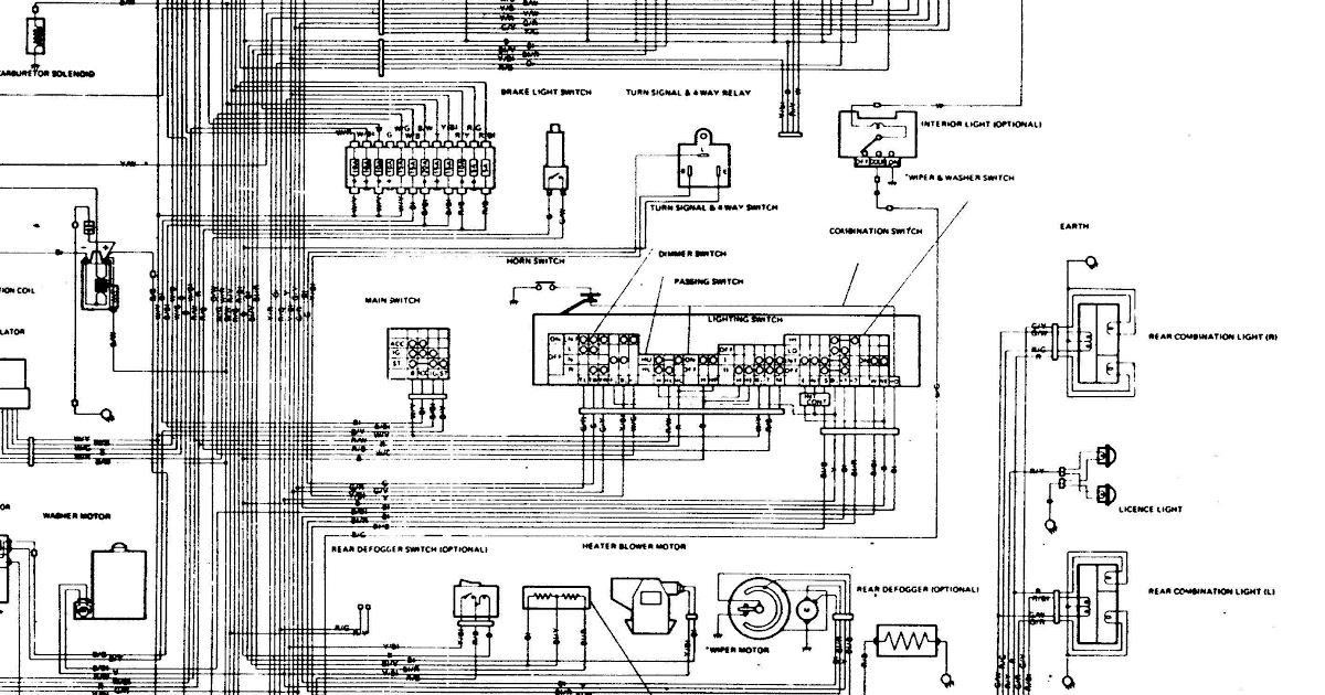 [Get 18+] Maruti Omni Van Electrical Wiring Diagram